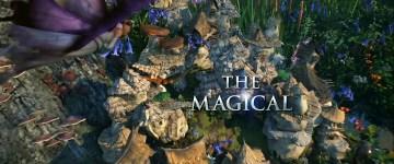 Disney Lucasfilm Strange Magic Promotional Banner