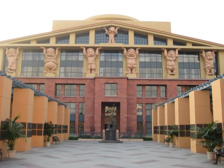 Team Disney Michael Eisner Building