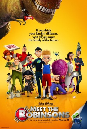 Disney Meet The Robinsons Poster