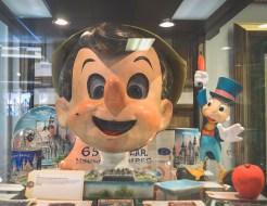 Van Eaton Galleries Disneyland Vintage Auction Pinocchio Character Costume Head