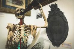 Van Eaton Galleries Disneyland Vintage Auction Pirates Of The Caribbean Skeleton