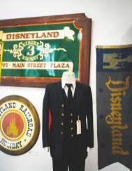 Van Eaton Galleries Disneyland Vintage Auction Railroad Cast Member Conductor Costume
