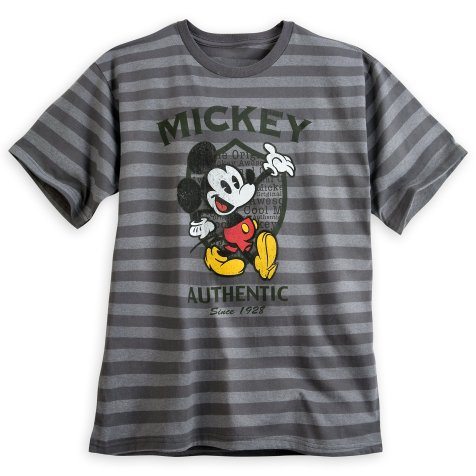Mickey Mouse Cartoon Tee for Men