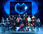 Cast Shot Marvel Universe Live