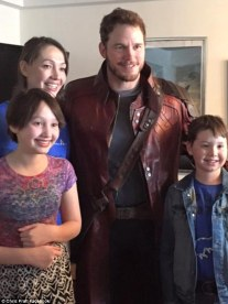 http://www.dailymail.co.uk/tvshowbiz/article-2943019/Chris-Pratt-visits-children-s-charity-losing-Super-Bowl-wager-Chris-Evans.html