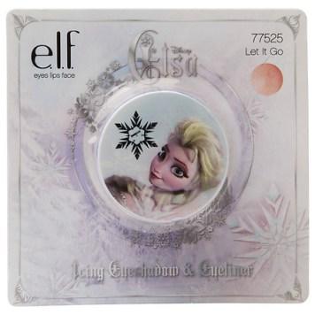 E L F Disney Elsa Icing Eye Shadow Eyeliner