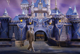 Walt Disney Holographic Meet And Greet Experience Disneyland 60 Diamond Celebration