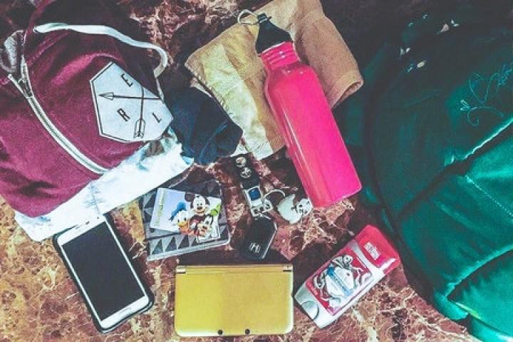His bag