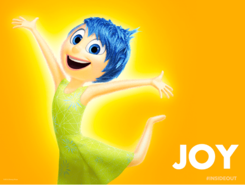 Disney Pixar Soundtrack Emotions Inside Out Joy