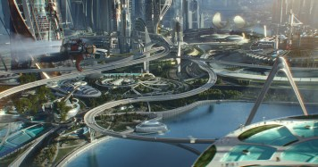 Disney Tomorrowland Movie Review