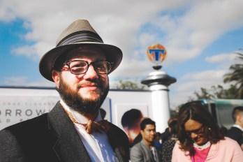 Disney Tomorrowland Premiere Composer Michael Giacchino