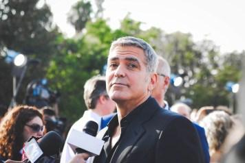 Disney Tomorrowland Premiere George Clooney Frank Walker