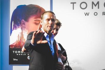 Disney Tomorrowland Premiere Tim McGraw Faith Hill