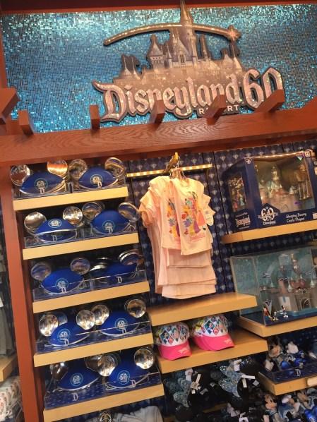 Disneyland Diamond Celebration Launch Event 60th Anniversary Ear Hats Mercandise