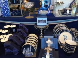 Disneyland Diamond Celebration Launch Event 60th Anniversary Plates Merchandise
