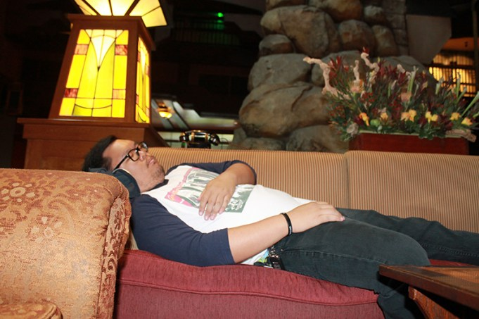 Disney Grand Californian Hotel Best Place To Nap