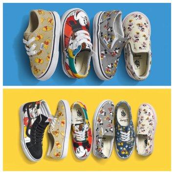 Vans Disney Young At Heart Shoes