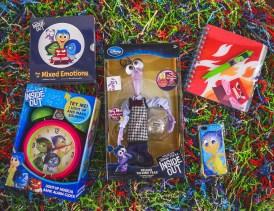 Disney Pixar Inside Out Merchandise Preview Disneyexaminer Prize Pack