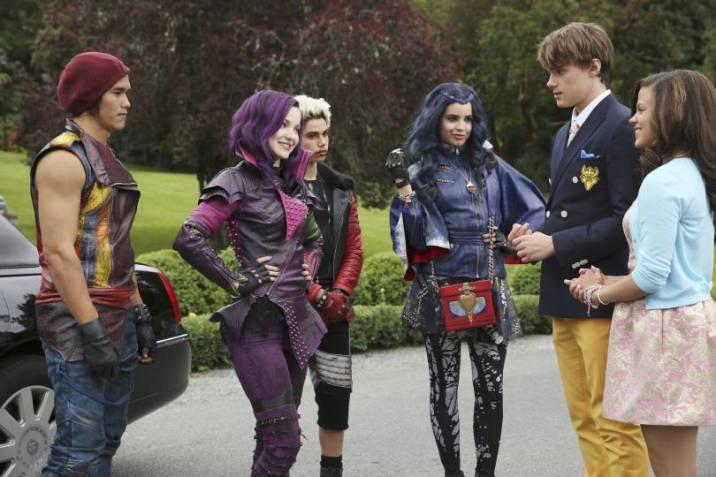 Disney Channel Descendants Review Disneyexaminer 2