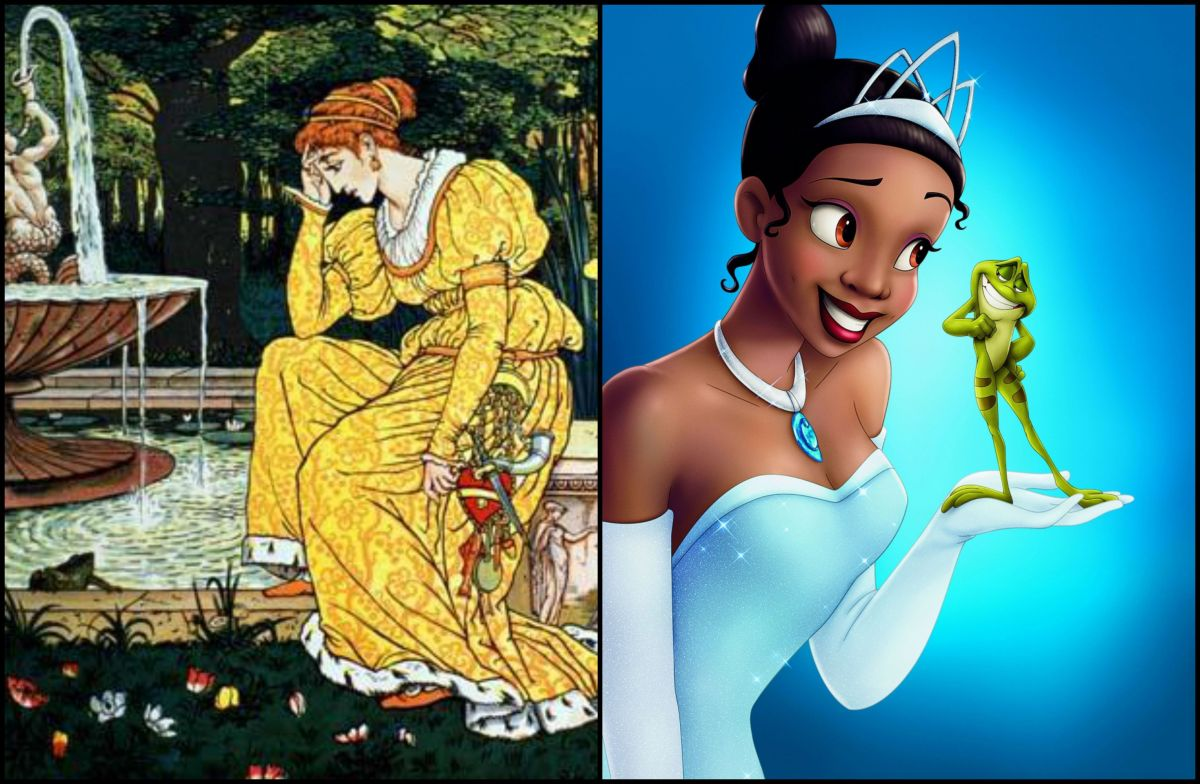 Grimm brothers cinderella vs disney