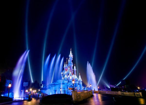 SBC Castle Lighting 2-M