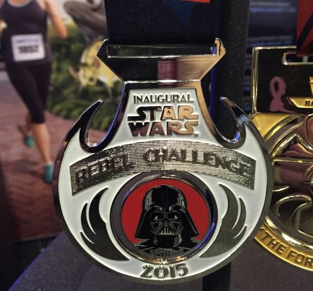 Inaugural-Star-Wars-Half-Marathon-Weekend-Medal-Rebel-Challenge