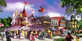 Shanghai Disney Resort Mickey Avenue 2