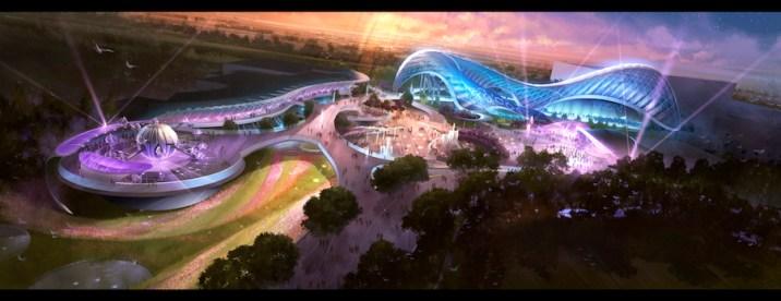 Shanghai Disney Resort Tomorrowland