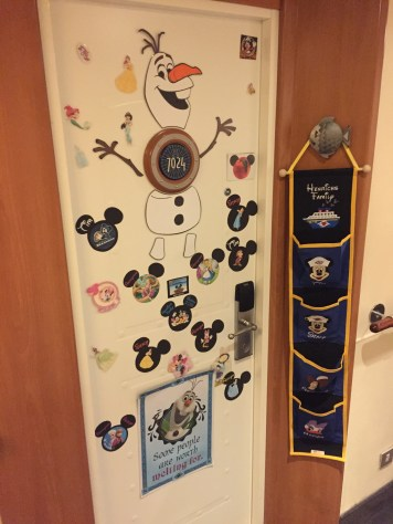 Decorate room doors