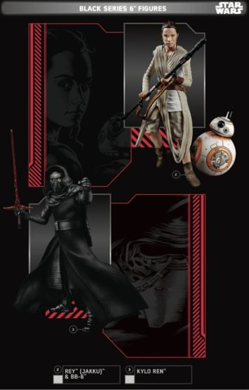 Star Wars Force Friday Black Series Figure