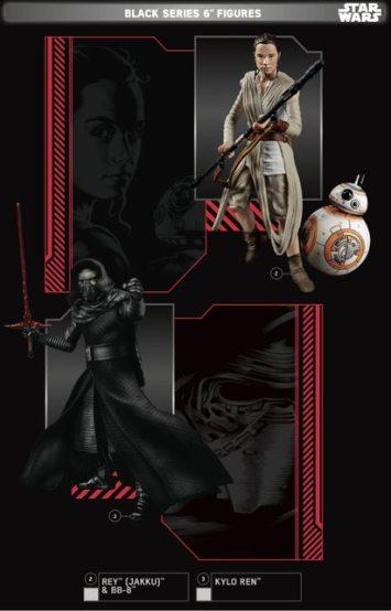 Star Wars Force Friday Black Series Figure