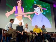 Aladdin Diamond Anniversary Panel D23 Expo 4