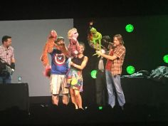 Muppets Behind The Scenes Feature 6 2015 D23 Expo