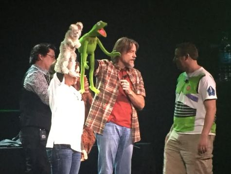 Muppets Behind The Scenes Feature 8 2015 D23 Expo