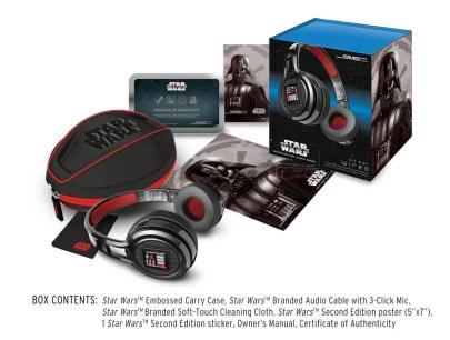 Sms Audio Star Wars Headphones Box Set 2
