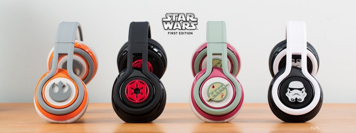 Sms Audio Star Wars Headphones First Edition