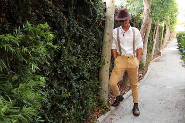 Indiana Jones Dapper Day Disney Inspired Outfit