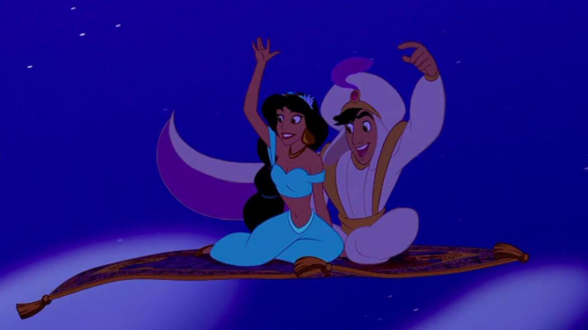 Goodbye Genie Hello Olaf Should Frozen Replace Aladdin