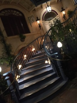 Main Staircase to New Club 33
