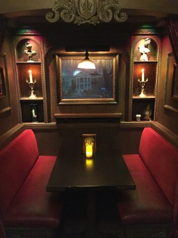 New Club 33 Seating