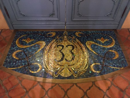 New Club 33 Entrance