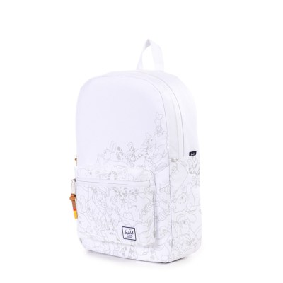 Herschel-Supply-Settlement-White-Backpack-Winnie-the-Pooh