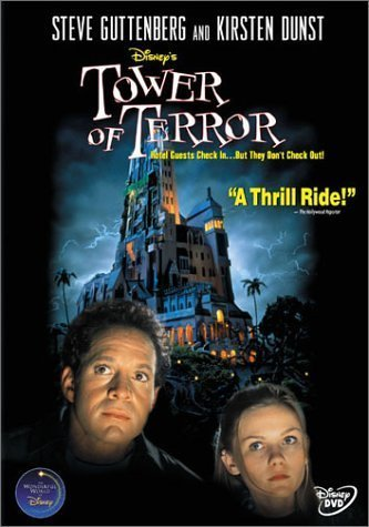 Image result for tower of terror movie poster