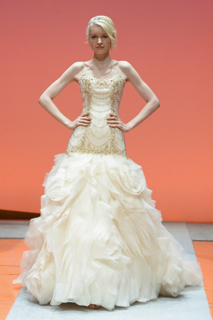 Sparkle and shine in these new Disney bridal gowns | DisneyExaminer