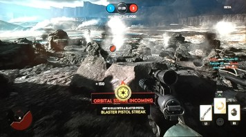 Star Wars Battlefront Beta Review Drop Zone 2