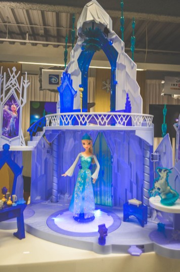 DCP Holiday Gift Guide Frozen Elsa Castle