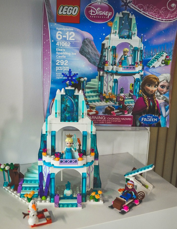 DCP Holiday Gift Guide Frozen Lego