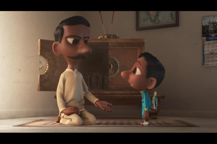 Disney Pixar Sanjay Super Team Immigrant Story Disneyexaminer 5