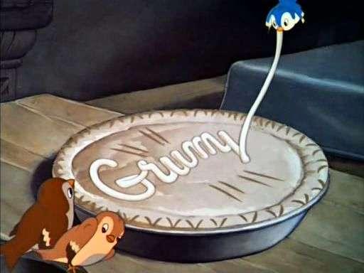 Disney Thanksgiving Ideas Snow White Gooseberry Pie Grumpy
