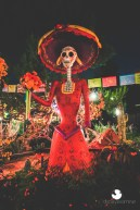 Disneyexaminer Disneyland Winter Wallpapers Dia De Los Muertos 4